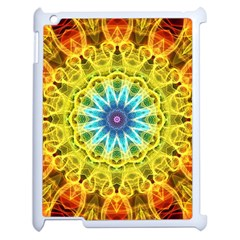 Flower Bouquet Apple iPad 2 Case (White)