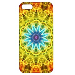 Flower Bouquet Apple iPhone 5 Hardshell Case with Stand