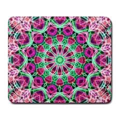 Flower Garden Large Mouse Pad (rectangle)