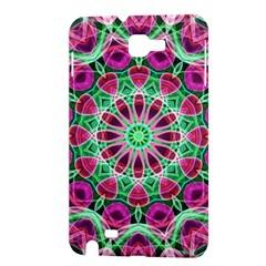 Flower Garden Samsung Galaxy Note 1 Hardshell Case