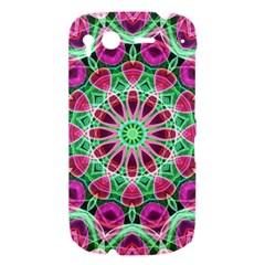 Flower Garden HTC Desire S Hardshell Case