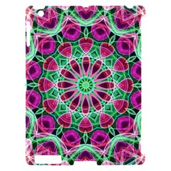 Flower Garden Apple iPad 2 Hardshell Case (Compatible with Smart Cover)