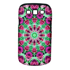 Flower Garden Samsung Galaxy S III Classic Hardshell Case (PC+Silicone)