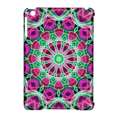 Flower Garden Apple iPad Mini Hardshell Case (Compatible with Smart Cover)