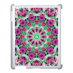 Flower Garden Apple Ipad 3/4 Case (white)