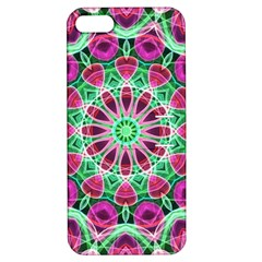 Flower Garden Apple Iphone 5 Hardshell Case With Stand