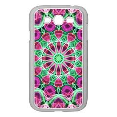 Flower Garden Samsung Galaxy Grand DUOS I9082 Case (White)