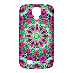 Flower Garden Samsung Galaxy S4 Classic Hardshell Case (PC+Silicone)