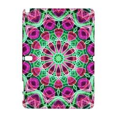 Flower Garden Samsung Galaxy Note 10 1 (p600) Hardshell Case