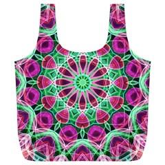 Flower Garden Reusable Bag (XL)