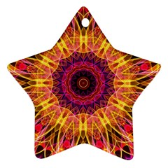 Gemstone Dream Star Ornament