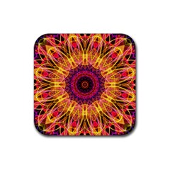 Gemstone Dream Drink Coaster (square)