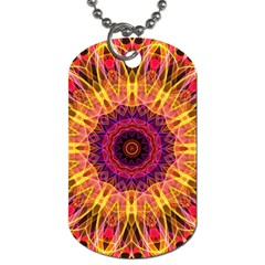 Gemstone Dream Dog Tag (Two-sided)