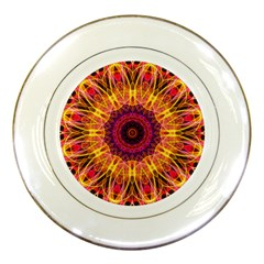 Gemstone Dream Porcelain Display Plate