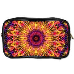 Gemstone Dream Travel Toiletry Bag (one Side)