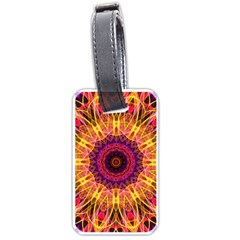 Gemstone Dream Luggage Tag (Two Sides)