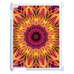 Gemstone Dream Apple iPad 2 Case (White)