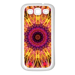 Gemstone Dream Samsung Galaxy S3 Back Case (White)