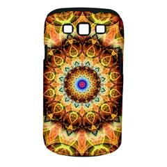 Ochre Burnt Glass Samsung Galaxy S III Classic Hardshell Case (PC+Silicone)