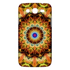 Ochre Burnt Glass Samsung Galaxy Mega 5 8 I9152 Hardshell Case