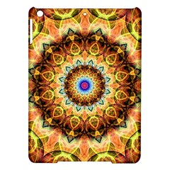 Ochre Burnt Glass Apple Ipad Air Hardshell Case