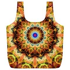 Ochre Burnt Glass Reusable Bag (XL)