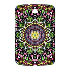 Psychedelic Leaves Mandala Samsung Galaxy Note 8.0 N5100 Hardshell Case