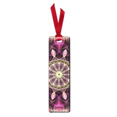 Purple Flower Small Bookmark