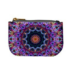 Purple Lotus Coin Change Purse