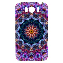 Purple Lotus HTC Sensation XL Hardshell Case