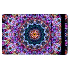 Purple Lotus Apple iPad 3/4 Flip Case