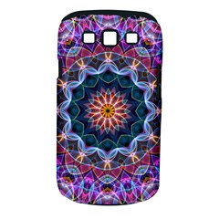 Purple Lotus Samsung Galaxy S III Classic Hardshell Case (PC+Silicone)