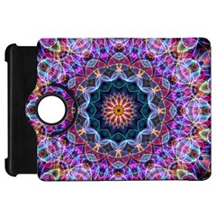 Purple Lotus Kindle Fire HD 7  (1st Gen) Flip 360 Case