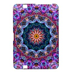 Purple Lotus Kindle Fire Hd 8 9  Hardshell Case