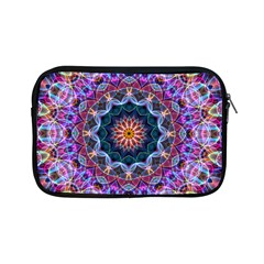 Purple Lotus Apple iPad Mini Zippered Sleeve