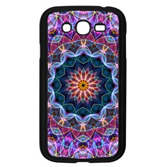 Purple Lotus Samsung Galaxy Grand DUOS I9082 Case (Black)
