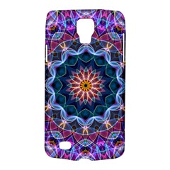 Purple Lotus Samsung Galaxy S4 Active (I9295) Hardshell Case