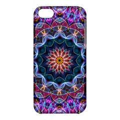 Purple Lotus Apple iPhone 5C Hardshell Case
