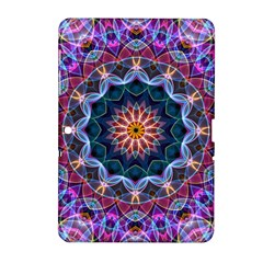 Purple Lotus Samsung Galaxy Tab 2 (10.1 ) P5100 Hardshell Case