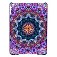 Purple Lotus Apple iPad Air Hardshell Case
