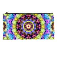 Rainbow Glass Pencil Case