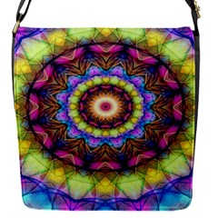 Rainbow Glass Removable Flap Cover (Small)