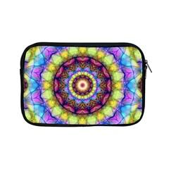 Rainbow Glass Apple iPad Mini Zippered Sleeve