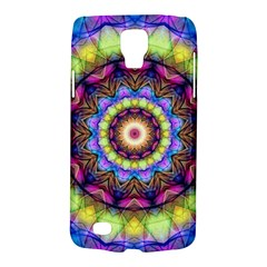 Rainbow Glass Samsung Galaxy S4 Active (I9295) Hardshell Case