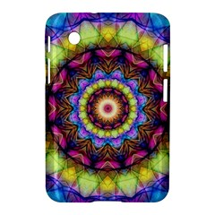 Rainbow Glass Samsung Galaxy Tab 2 (7 ) P3100 Hardshell Case
