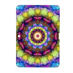 Rainbow Glass Samsung Galaxy Tab 2 (10.1 ) P5100 Hardshell Case