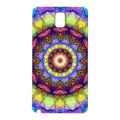 Rainbow Glass Samsung Galaxy Note 3 N9005 Hardshell Back Case