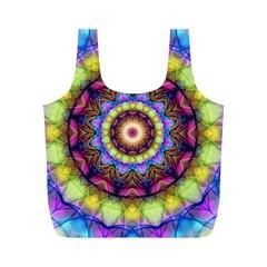 Rainbow Glass Reusable Bag (M)