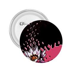 Flower 2 25  Button