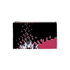 Flower Cosmetic Bag (Small)
